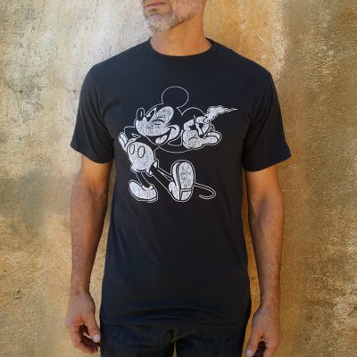 Men's Winking Mickey